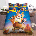 Home On The Range (2004) Pictures Presents Movie Poster Bed Sheets Spread Comforter Duvet Cover Bedding Sets