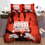 House On Haunted Hill Movie Poster I Photo Bed Sheets Spread Comforter Duvet Cover Bedding Sets