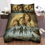 The Fog Adebra Hill Production Bed Sheets Spread Comforter Duvet Cover Bedding Sets