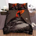 Frankenstein Trail Bed Sheets Spread Comforter Duvet Cover Bedding Sets