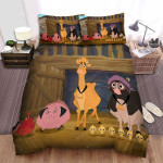 Home On The Range (2004) Farm Movie Poster Bed Sheets Spread Comforter Duvet Cover Bedding Sets