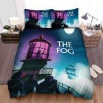 The Fog Movie Poster 1 Bed Sheets Spread Comforter Duvet Cover Bedding Sets