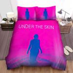 Under The Skin (I) Movie Poster V Photo Bed Sheets Spread Comforter Duvet Cover Bedding Sets