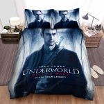 Underworld: Blood Wars David Movie Poster Bed Sheets Spread Comforter Duvet Cover Bedding Sets