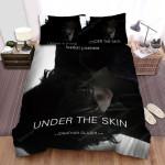 Under The Skin (I) Movie Poster Vii Photo Bed Sheets Spread Comforter Duvet Cover Bedding Sets