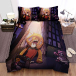 Randy Cunningham: 9th Grade Ninja In Danger Bed Sheets Spread Duvet Cover Bedding Sets