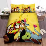 Wander Over Yonder Main Characters Bed Sheets Spread Duvet Cover Bedding Sets