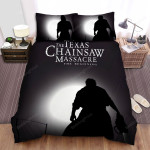 The Texas Chainsaw Massacre: The Beginning Movie Dark Photo Bed Sheets Spread Comforter Duvet Cover Bedding Sets