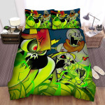 Wander Over Yonder Hater's Army Bed Sheets Spread Duvet Cover Bedding Sets