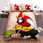 Wander Over Yonder Hater And Wander Bed Sheets Spread Duvet Cover Bedding Sets
