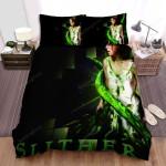 Slither Green Tre Bed Sheets Spread Comforter Duvet Cover Bedding Sets