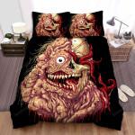 Slither Monster Bed Sheets Spread Comforter Duvet Cover Bedding Sets