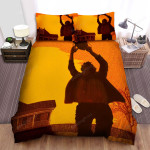The Texas Chainsaw Massacre: The Beginning Movie Sunset Photo Bed Sheets Spread Comforter Duvet Cover Bedding Sets