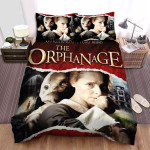 The Orphanage (2007) Poster Bed Sheets Spread Comforter Duvet Cover Bedding Sets