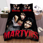 Martyrs Poster 2 Bed Sheets Spread Comforter Duvet Cover Bedding Sets