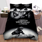 An American Werewolf In London Poster 3 Bed Sheets Spread Comforter Duvet Cover Bedding Sets