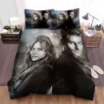 Grimm Couple Art Bed Sheets Spread Comforter Duvet Cover Bedding Sets