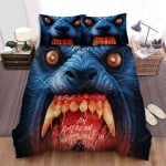An American Werewolf In London Poster 2 Bed Sheets Spread Comforter Duvet Cover Bedding Sets