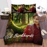 Grimm Magic Wood Bed Sheets Spread Comforter Duvet Cover Bedding Sets