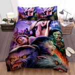 An American Werewolf In London Process To Be A Wolf Bed Sheets Spread Comforter Duvet Cover Bedding Sets