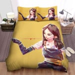 Audition Art Bed Sheets Spread Comforter Duvet Cover Bedding Sets