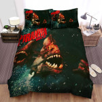 Piranha 3d Dangerous Fish Bed Sheets Spread Comforter Duvet Cover Bedding Sets