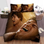 An American Werewolf In London Change Under The Moon Art Bed Sheets Spread Comforter Duvet Cover Bedding Sets