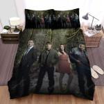 Grimm Forest Bed Sheets Spread Comforter Duvet Cover Bedding Sets
