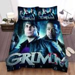 Grimm Movie Season 1 Bed Sheets Spread Comforter Duvet Cover Bedding Sets