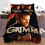 Grimm Poster 3 Bed Sheets Spread Comforter Duvet Cover Bedding Sets