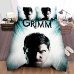 Grimm Wallpaper Main Character Bed Sheets Spread Comforter Duvet Cover Bedding Sets