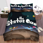 Wander Over Yonder The Status Quo Bed Sheets Spread Duvet Cover Bedding Sets