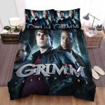 Grimm Poster Season 1 Bed Sheets Spread Comforter Duvet Cover Bedding Sets