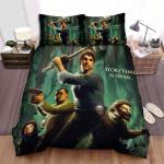 Grimm Poster Art Bed Sheets Spread Comforter Duvet Cover Bedding Sets