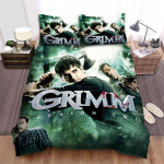 Grimm Movie Season 2 Bed Sheets Spread Comforter Duvet Cover Bedding Sets