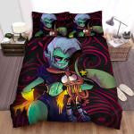 Wander Over Yonder Wander And Lord Dominator Bed Sheets Spread Duvet Cover Bedding Sets