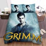 Grimm Snow Bed Sheets Spread Comforter Duvet Cover Bedding Sets