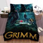 Grimm Dead Body Bed Sheets Spread Comforter Duvet Cover Bedding Sets