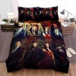 Grimm Character Bed Sheets Spread Comforter Duvet Cover Bedding Sets
