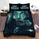 Don't Breathe Movie Art Bed Sheets Spread Comforter Duvet Cover Bedding Sets Ver 9