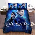 Annihilation Movie Poster Vi Photo Bed Sheets Spread Comforter Duvet Cover Bedding Sets