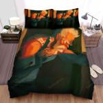 Don't Breathe Movie Art Bed Sheets Spread Comforter Duvet Cover Bedding Sets Ver 3
