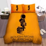 Rough Night In Jericho Movie Poster 1 Bed Sheets Spread Comforter Duvet Cover Bedding Sets