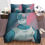 Don't Breathe Movie Art Bed Sheets Spread Comforter Duvet Cover Bedding Sets Ver 4
