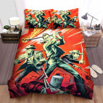 The Alamo Combat Bed Sheets Spread Comforter Duvet Cover Bedding Sets