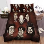 What We Do In The Shadows Paradigm Art Bed Sheets Spread Comforter Duvet Cover Bedding Sets