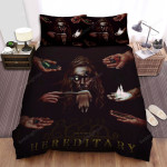 Hereditary Hands Bed Sheets Spread Comforter Duvet Cover Bedding Sets
