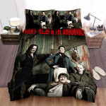 What We Do In The Shadows Main Cast Bed Sheets Spread Comforter Duvet Cover Bedding Sets
