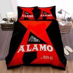 The Alamo Symbol Bed Sheets Spread Comforter Duvet Cover Bedding Sets