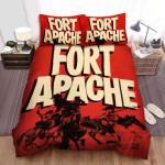 Fort Apache Movie Poster Bed Sheets Spread Comforter Duvet Cover Bedding Sets Ver 2